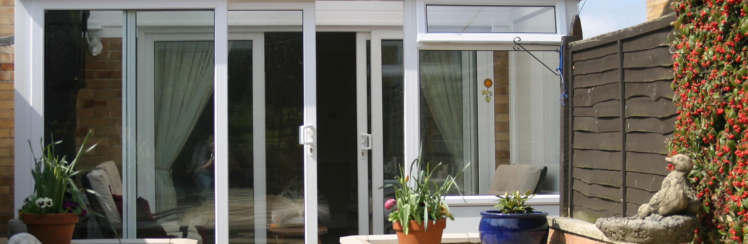 UPVC Conservatories by Alba Glass and Glazing
